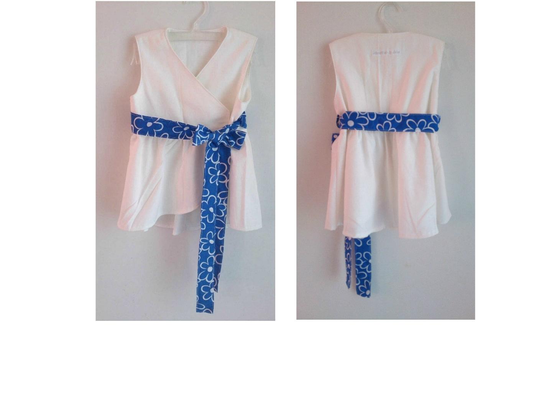 L'ensemble bleu & blanc