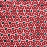 tissu-de-coton-japonais-saki-motif-asanoha-rouge-blanc