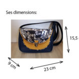 SES DIMENSIONS sac rosaly